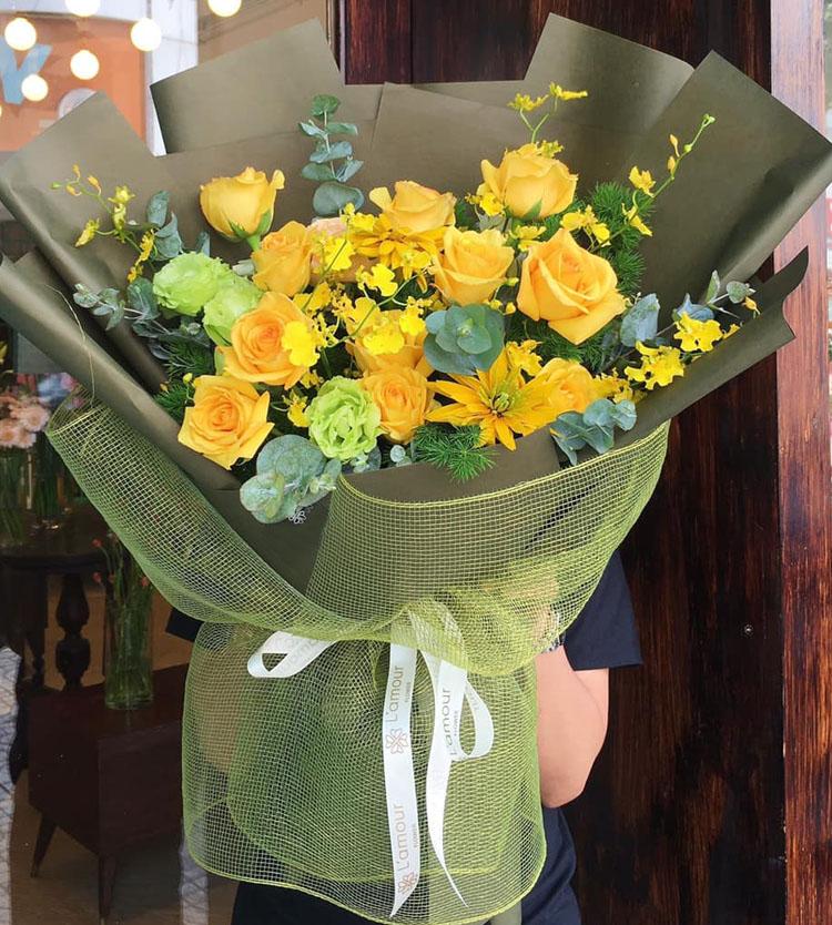 Những bông hoa tươi thắm nhất dành tặng ngày 20/11