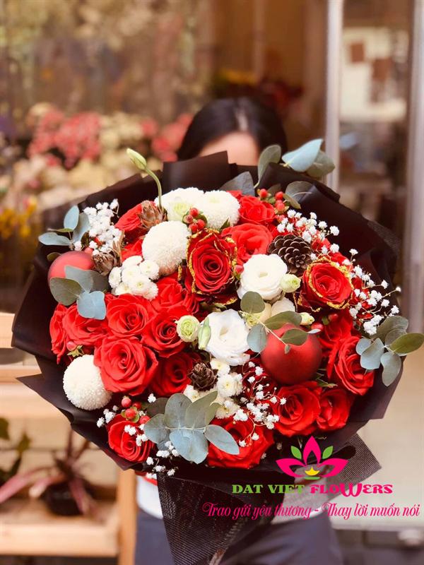 Bó hoa sinh nhật sâu sắc dành tặng người trung niên