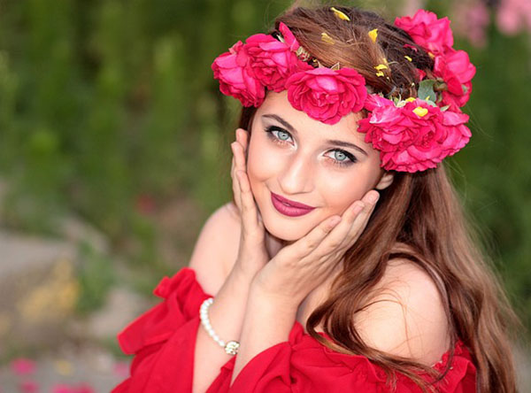 Hoa hồng - nữ hoàng tình yêu