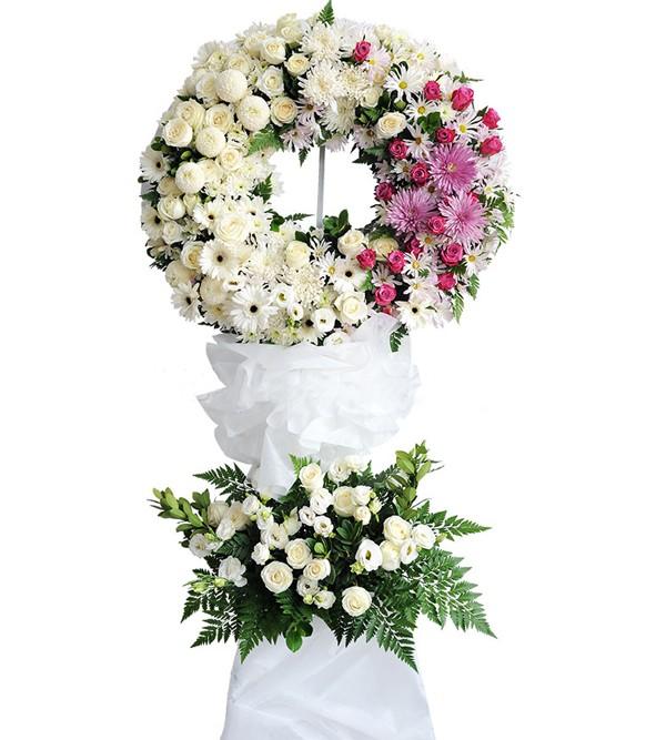 hoa tang lễ đẹp và ý nghĩa