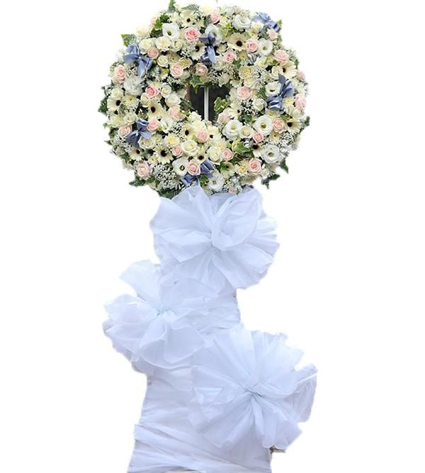 Hoa tang lễ chia buồn quận 5