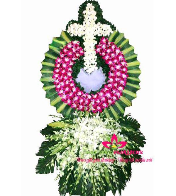Hoa viếng tang lễ theo tín ngưỡng