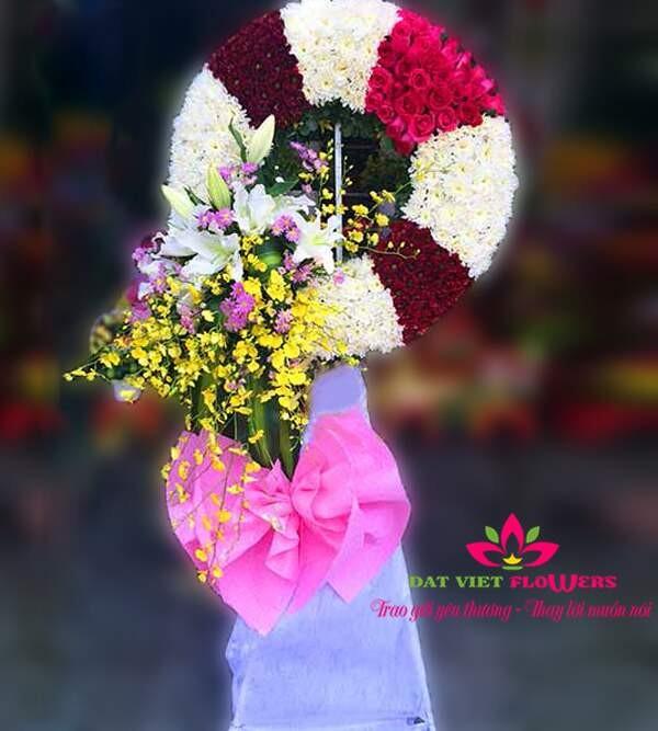 hoa viếng đám ma quận phú nhuận