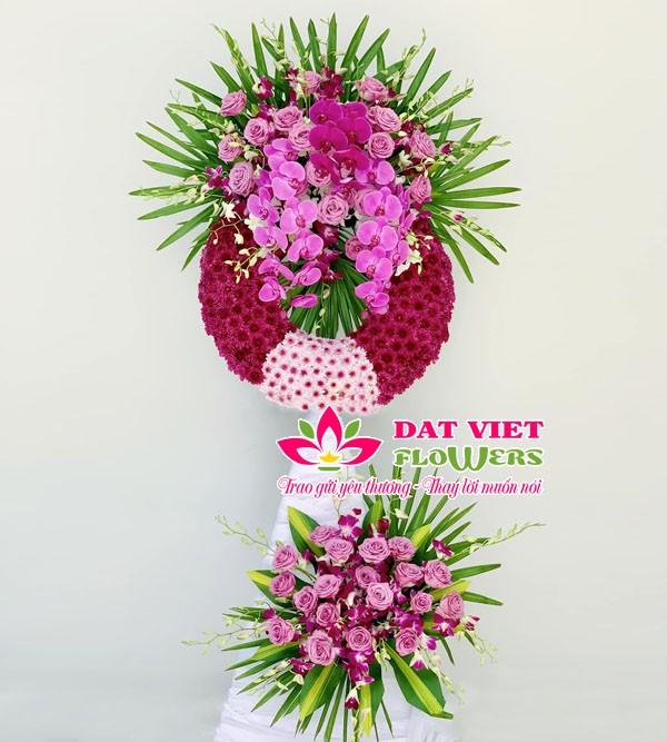 Hoa viếng đám tang đẹp