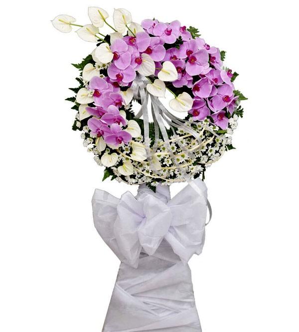 hoa viếng đám tang quận 7
