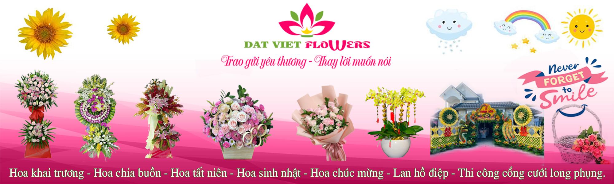 Shop hoa tươi dat viet flowers